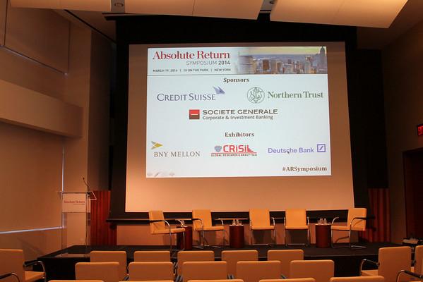 Absolute Return Symposium 2014