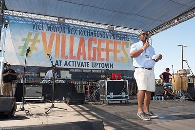 Long Beach Vice Mayor Rex Richardson