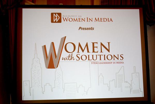 All Women in Media