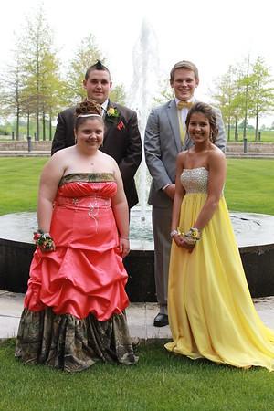 Alyssa, Joey, Samantha and Tannen