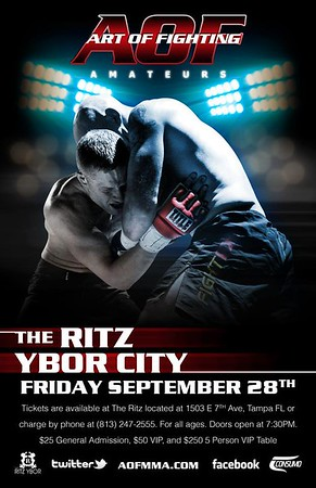 Art of Fighting MMA (September 28, 2012)