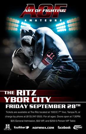 Art of Fighting MMA (September 28, 2012)