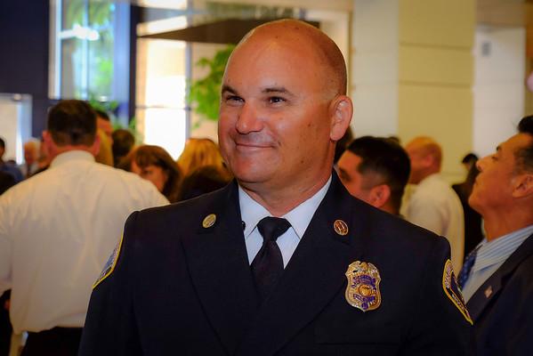 Award For Excellence, Captain Jay Hausman