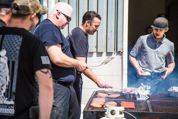 Mechanic Shop Appreciation BBQ