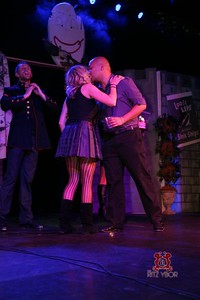 Okesene Tilo with Lindsay Vitola