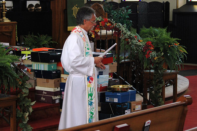Blessing of the Boxes - 1