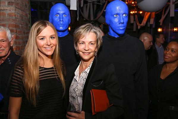 Blue Man Group 12.6.15