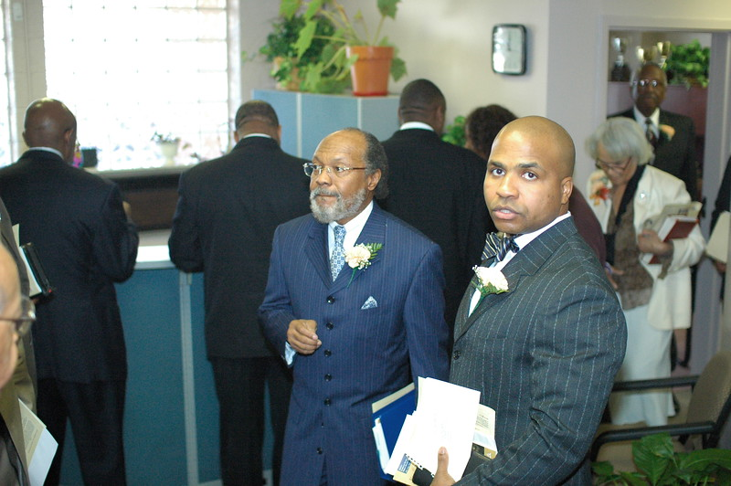 Pastor Philip Willis II