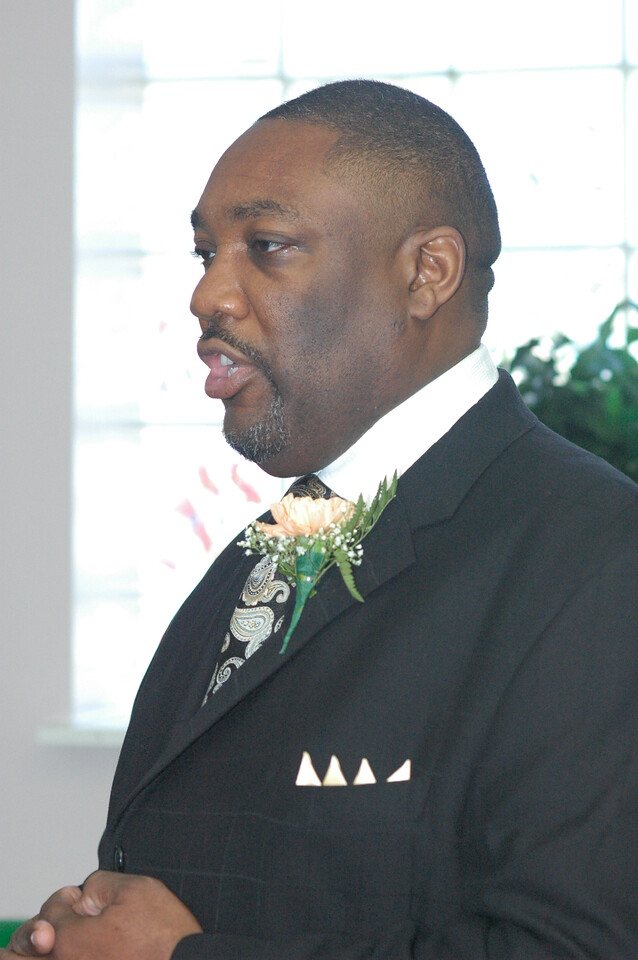 Pastor William E. Joseph