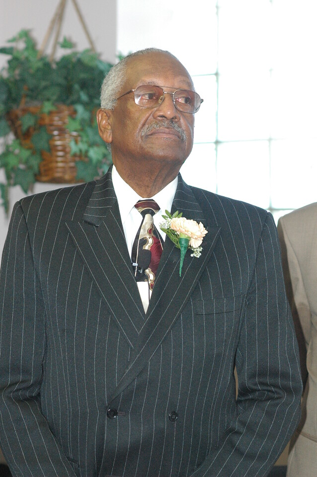 Pastor Calvin L. Rock