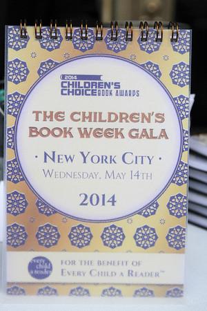 Children's Choice Book Awards 2014