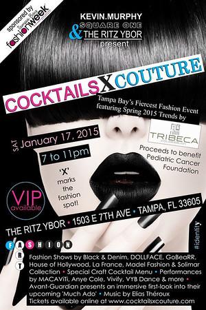 Cocktails X Couture 2015: Album 1 of 2