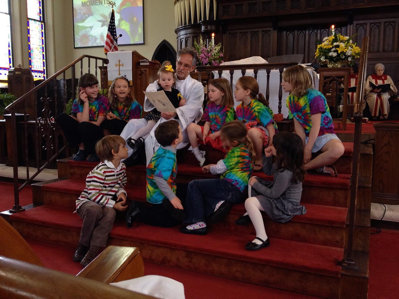 Children's Sermon - 2