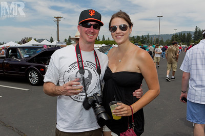 Event photographer from Reno, NV photographs advertisement photography for Hot August Nights.
