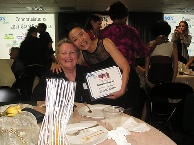Cox Cares Awards Reception - 09/29/11