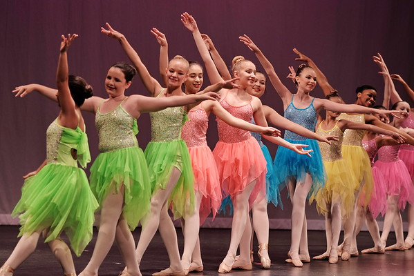 DANCE TRENDS RECITAL 2016