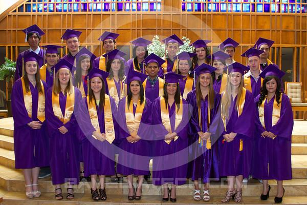 GHS Seniors 2012
