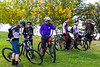 The Head for the Hills Eden Foundation 2019 Fund Raising cycle event held near Morden, Manitoba, Canada.
