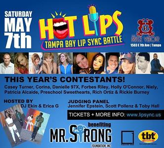 Hot Lips: Tampa Bay  Lip Sync Battle