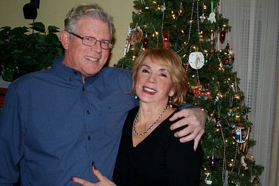 Kathy and Tom O'Connor