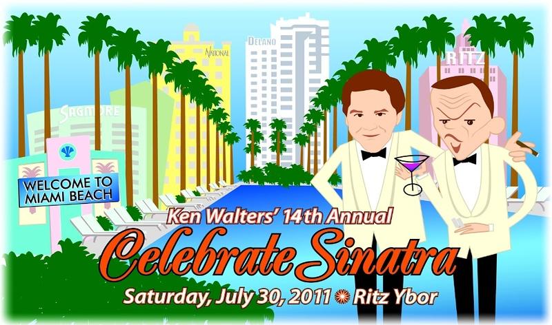 Ken Walters' 14th Annual Celebrate Sinatra www.celebratesinatra.com