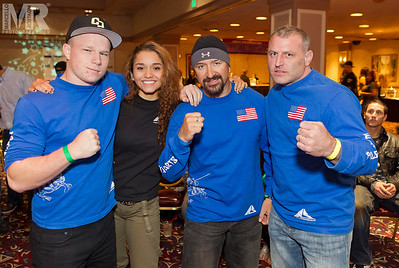 Reno Photographer Marcello Rostagni captures MMA Event Photography for Fight Republic at Harrah's Casino Reno.