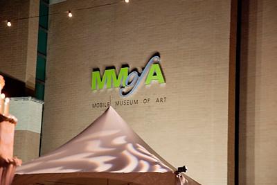 MOBILE MUSEUM OF ART GOLDEN GALA BIRTHDAY BASH