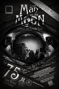 Man On The Moon Art Design: Chris Zenger