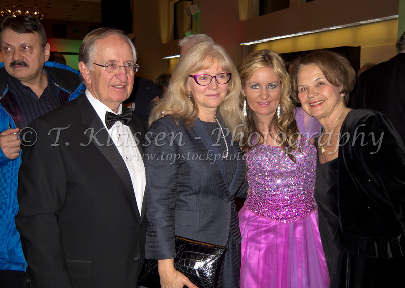 A reception sponsored by Golden West Broadcasting after Rosemary Siemens' world premier perfomance of the Mennonite Violin Concerto at the Centennial Concert Hall on December 2, 2012.