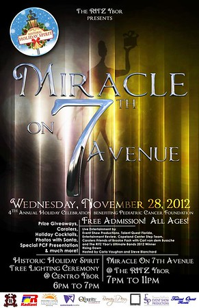 Miracle on 7th Avenue (November 28, 2012)