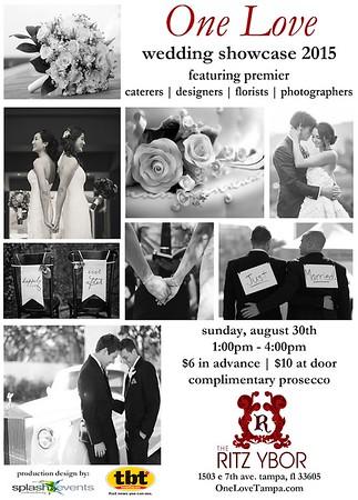 One Love Wedding Showcase
