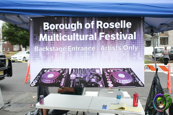 SEPTEMBER 12TH, 2015: THE ROSELLE MULTICULTURAL FESTIVAL