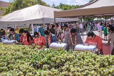 Saddleback Irvine worship Fall Kick-Off Luau - photo by Allen Siu