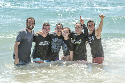 Saddleback Irvine Beach Picnic and Baptism - photo by Allen Siu