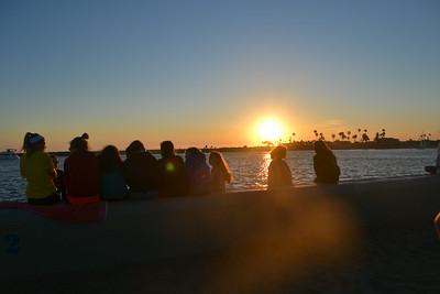 HSM Bonfire at the Beach 2014-08-06