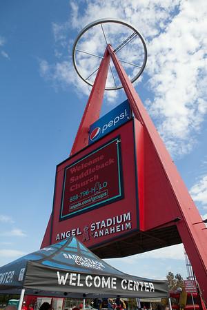 SB Irvine Angel Stadium 2014