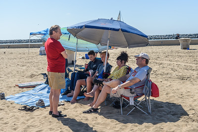 Family Beach Bash & Baptism 2018-09-23