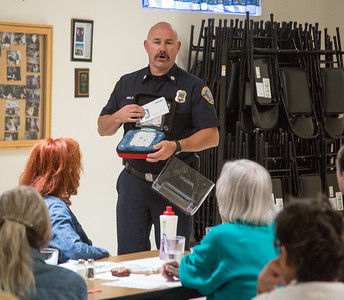 Pinon Hills Station 10 AED Event