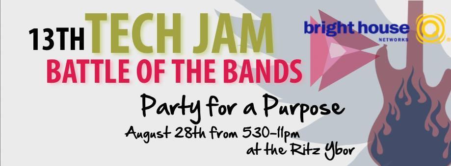 Tech Jam: Battle of the Bands