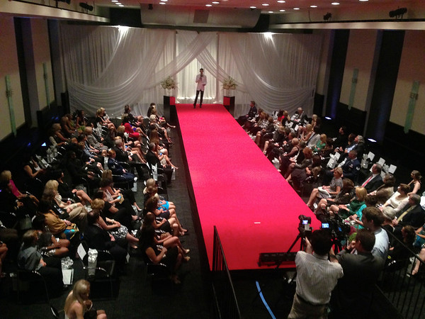 Karen Hendrix Fashion Show Benefiting The Wounded Warriors