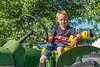 The 2019 Eden Foundation Tractor Trek, Reinland, Manitoba, Canada.