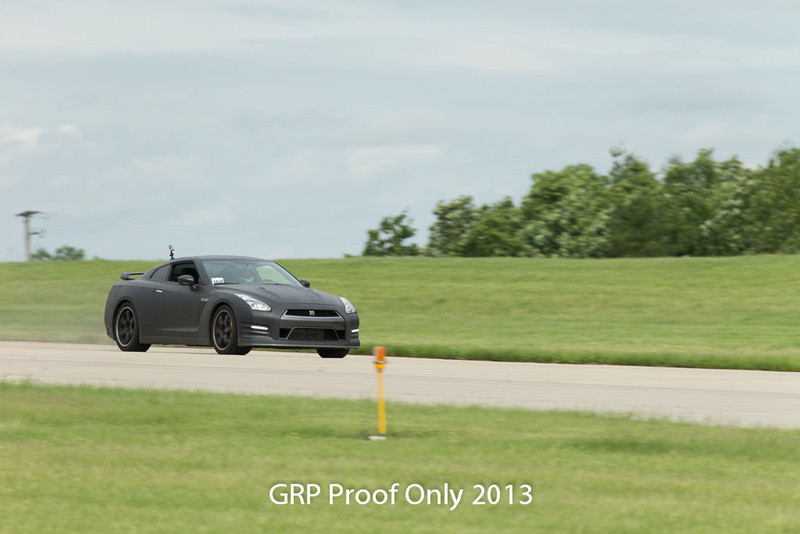 High Speed 1/2 mile runs at the Chicago WannaGOFAST.com event at the Bult Field Airport in Monee, IL 2013