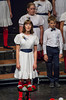The 50th anniversary concert of the Winnipeg Mennonite Children's Choir in Winnipeg, Manitoba, Canada.