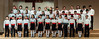 Yip's Chinese Children's Choir from Hong Kong in performance on July 22, 2009 in Winnipeg, Manitoba, Canada.