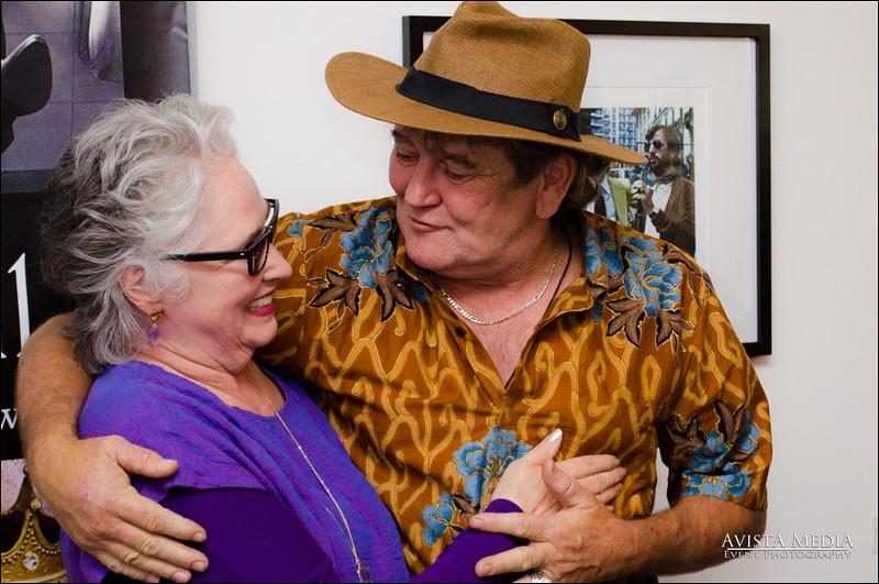 Photos from the Nancy Lee Andrews exhibit.