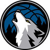 Minnesota Timberwolves items included a t-shirt, notebook and wrist band.