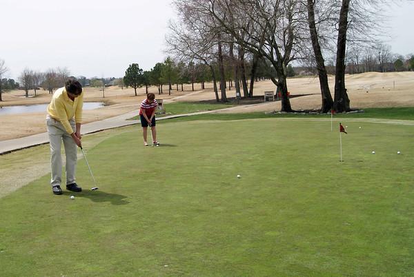 SAS Golf Tournament 2013