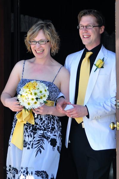 Dvorak-Hastie Wedding
