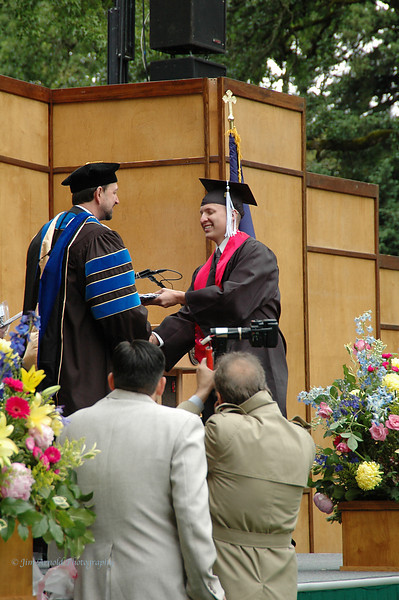 Linfield College - 2006 Graduation