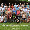 Pete Sockness Memorial Gathering (Cropped for Panoramic Size Prints)